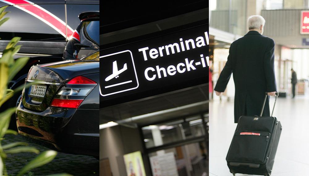 Taxe Borkus - Flughafenzubringer